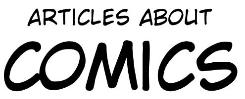 Comics header