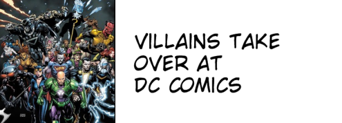 DC Villains Month