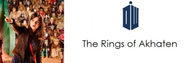 Doctor Who Rings of Akhaten