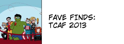 TCAF 2013