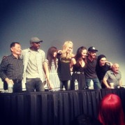 The incredible Lost Girl cast, plus George Takei!