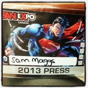 My press pass!