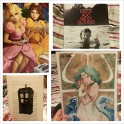I nabbed these other prints from Fan Expo too.